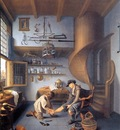 Koedijck Isaac A barber surgeon tending a peasants foot Su