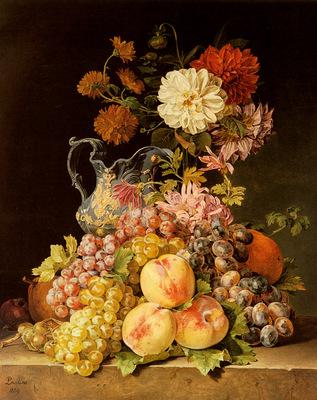 Koudelka Schmerling Pauline Stilleben Mit Blumen