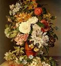 Koudelka Schmerling Pauline Stilleben Mit Obst Und Blumen
