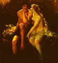 Kray Wilhelm Romantic Idyll