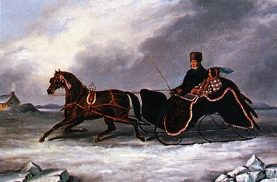 Cornelius Kriegoff La Carriole Bleue, De