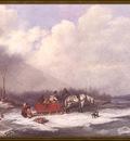 ds cornelius krieghoff 02 l winter landscape