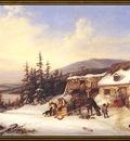 ds cornelius krieghoff 10 l the habitant farm