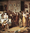 JLM 1813 John Krimmel Quilting Party