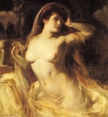 Kricheldorf Carl A Voluptuous Nude