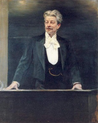 kroyer peder severin georg brandes