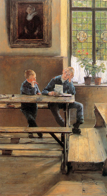 Kuehl Gotthardt In the classroom Sun