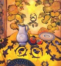 kuznetsov still life with tapestry