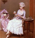 Garreta Raimundo de Madrazo Hot Chocolate