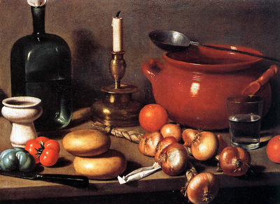 Magini Carlo Kitchen still life Sun