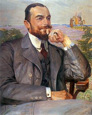 Portret Ludwika Zelenskiego