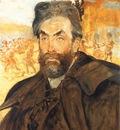 Portret Stanislawa Witkiewicza