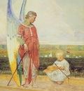 Angel and the LIttle Shepherd Boy I