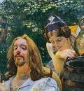 Christ and Samaritan Woman II