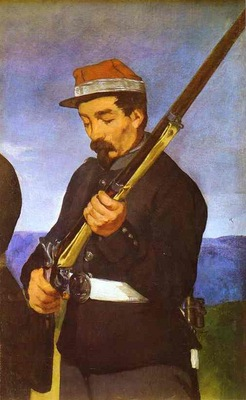 Edouard Manet Soldie