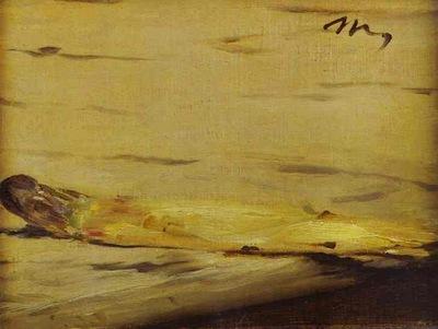 Edouard Manet The Asparagus