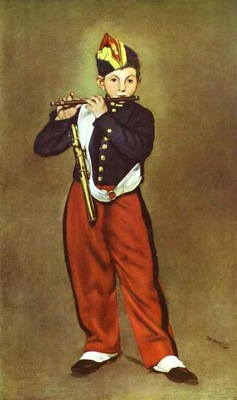 Edouard Manet The Fifer