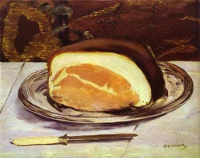 Edouard Manet The Ham