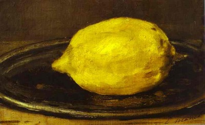 Edouard Manet The Lemon