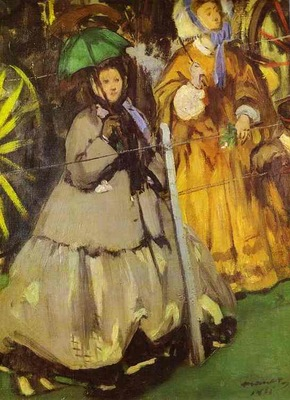 Edouard Manet Women at the Races