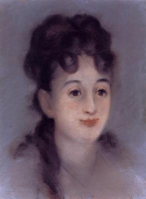 Manet Edouard Eva Gonzales