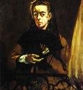 Edouard Manet Angelina