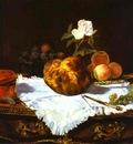 Edouard Manet La Brioche