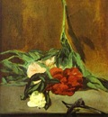 Edouard Manet Peony Stem and Shears
