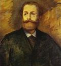 Edouard Manet Portrait of Antonin Proust  Study