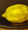 Edouard Manet The Lemon