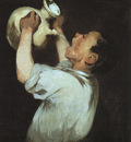 Manet Boy with a Pitcher, 1862, Art Institute of Chicago