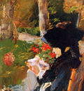Manet Edouard Manets mother Sun