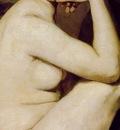 Manet Le dejeuner sur lherbe, 1863, 214x269 cm, Detalj 1 ,