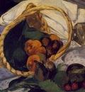 Manet Le dejeuner sur lherbe, 1863, 214x269 cm, Detalj 2 ,