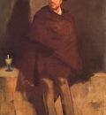 Manet The Absinthe Drinker, 1859, Ny Carlsberg Glyptotek, Co