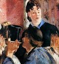 Manet Eduard Waitress Sun