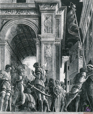 mantegna 005 scenes from the life of st james 4