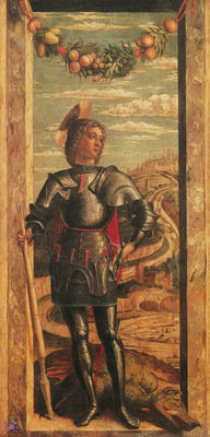 mantegna 015 st george 1460