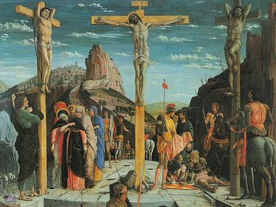 mantegna 025 crucifixion 1457