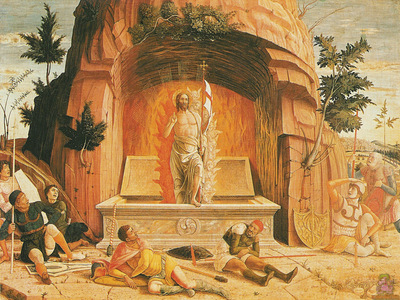 mantegna 026 resurrection 1457