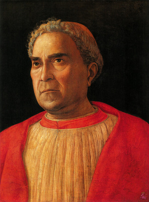 mantegna 036 portrait of cardinal lodovico mezzarota