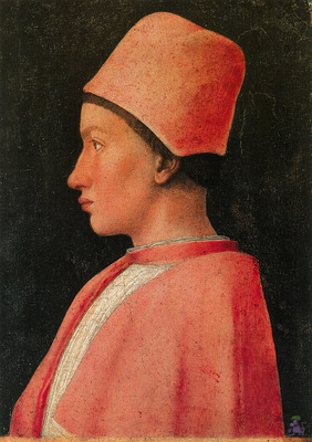 mantegna 037 portrait of francesco gonzaga