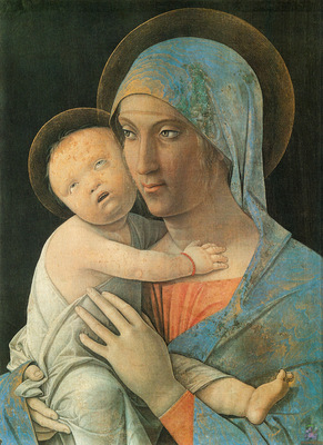 mantegna 039 virgin and child 2 1480