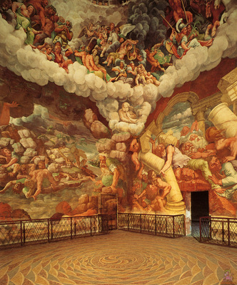 mantegna 048 sala dei giganti by romano