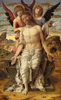 mantegna 065 christ on the tomb 1490