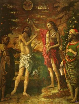 mantegna 076 baptism of christ
