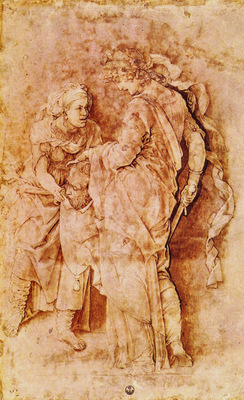 Mantegna Andrea Judith with the head of Holofernes