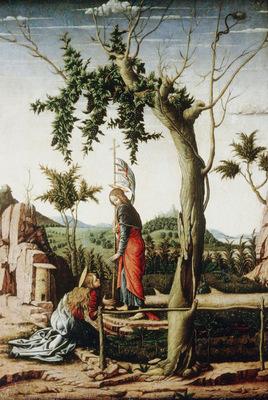 Mantegna Andrea Noli me tangere
