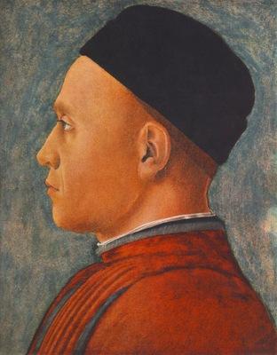 mantegna ritratto di uomo