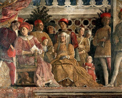 The Court of Mantua WGA